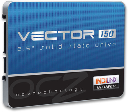 OCZ Vector 150 en busca de la mayor eficiencia y durabilidad