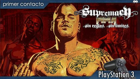 'Supremacy MMA'. Primer contacto
