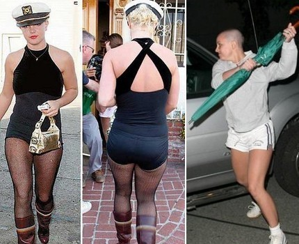 Britney moments