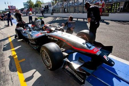Brendon Hartley vuelve a la GP2 con Ocean Racing Technology en el lugar de Kevin Mirocha