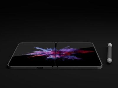 Este diseño conceptual nos hace soñar con el aspecto de Andromeda, el posible nuevo dispositivo de Microsoft