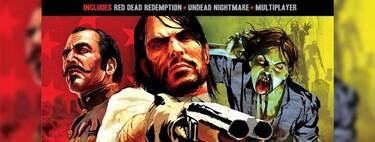 'Red Dead Redemption' en su versión GOTY está por menos de 300 pesos en Amazon México: retrocompatible y a 4K en Xbox Series X y One X