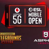 El ESL Mobile Open será el primer torneo internacional que use 5G