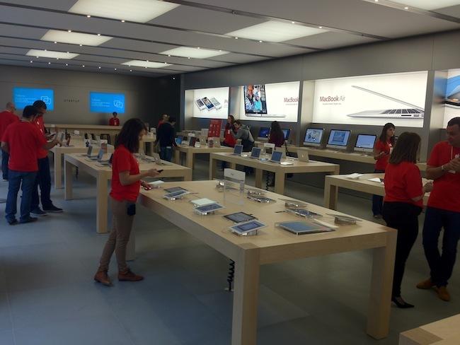 Apple Store Calle Colón (Valencia)