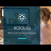 Movistar nos enseña a su inteligencia artificial Aura funcionando en Home, su nuevo dispositivo para el hogar