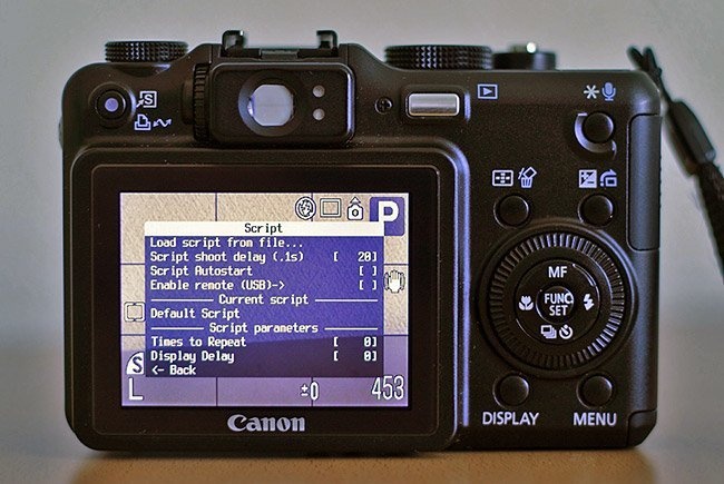 Canon Hack Development Kit