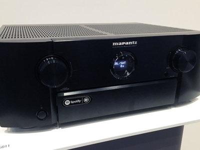 Marantz presenta su nuevos receptores A/V compatibles con Atmos y DTS:X