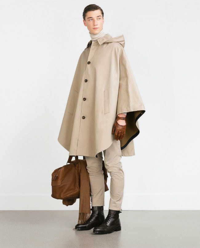 Comprar abrigo de pelo zara