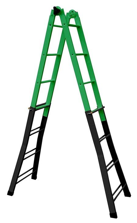 Por 46,59 euros tenemos la escalera multiposiciones Coamer B-44 en Amazon con envío gratis