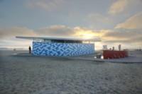 En Ocean Beach, en California, hasta los vestuarios de playa tienen glamour