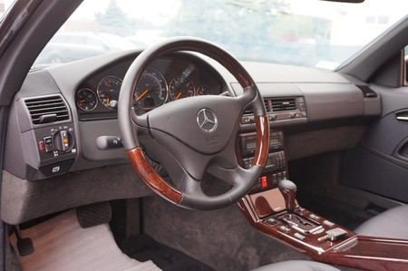 Mercedes Benz Sl600 3