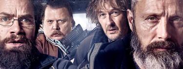 'Jinetes de la justicia' es la mejor película de este año: un retorcido thriller de humor y venganza con Mads Mikkelsen que consagra a Anders Thomas Jensen