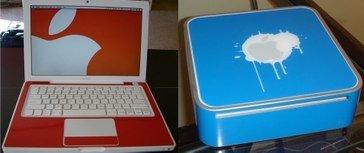 MacStyles decora tu Macbook, iPod o Mac mini