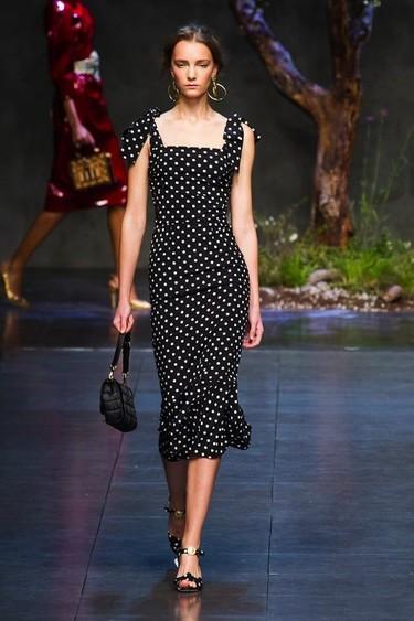 Tendencias de moda Primavera/Verano 2014: ¡olé mis lunares!