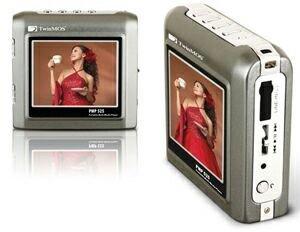 TwinMos PMP525, reproductor multimedia portátil