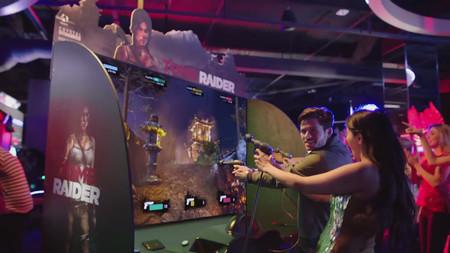 Tomb Raider estrenará recreativa en vísperas de la nueva película... y parece que ya le hace falta un reboot
