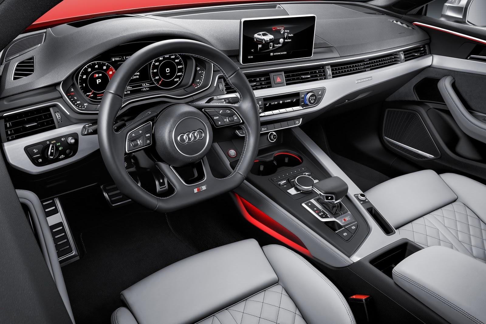 Audi A5 Y S5 2017 15 32