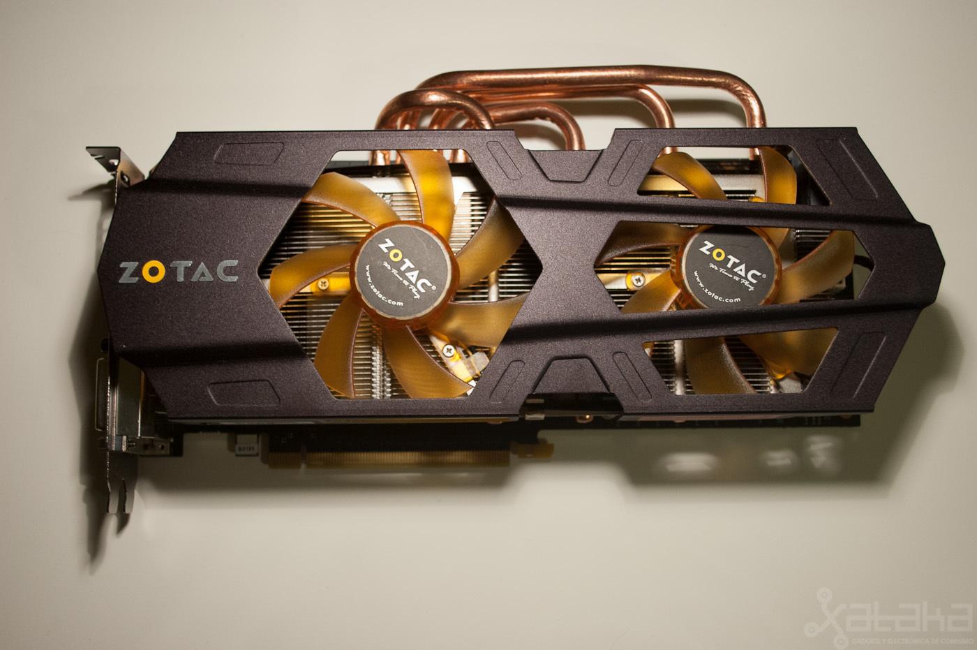 Foto de Zotac NVidia GTX 670, análisis (1/9)