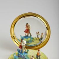 Las miniaturas de Kendal Murray son muy grandes