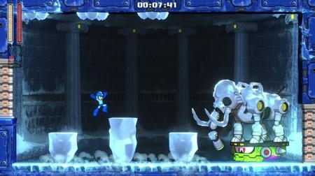 Mega Man 11 Mecha Mammostal