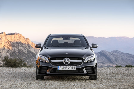 Mercedes Amg C 43 4matic 2018 210