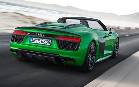 Audi desmiente un hipotético Audi R8 V6