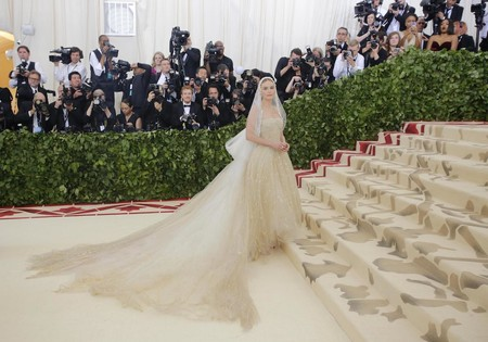 Kate Bosworth Gala Met 2018
