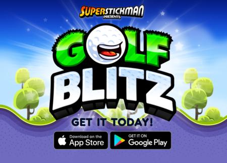 Golf Blitz, el nuevo juego de Noodlecake Studios, ya está disponible en iOS y Android