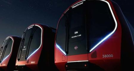 Así lucirá el metro de Londres en unos años