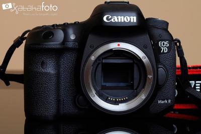 Canon 7D Mark II, análisis