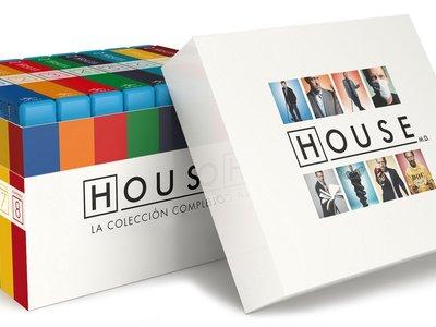 Cupón de descuento: House, la colección completa en Blu-ray, por 39,79 euros