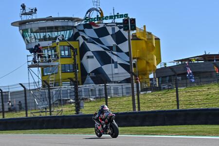 Moto2 Sachsenring 2021