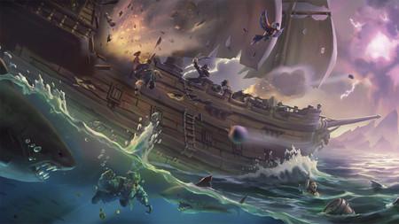Análisis de Sea of Thieves: por qué lo llaman juego completo cuando quieren decir beta