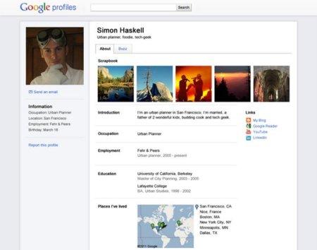Google eliminará todos los perfiles privados