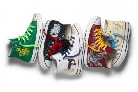 Converse y Offspring juntos en las nuevas zapatillas