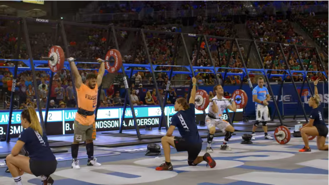 Cómo, cuándo y dónde ver los CrossFit Games 2016