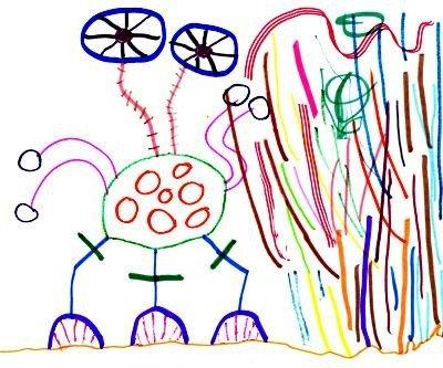 Niños pequeños, grandes artistas