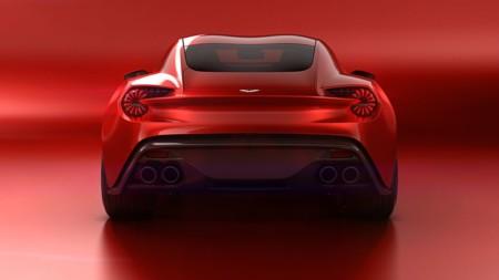 Disfruta, el Aston Martin Zagato Concept es lo más bello que vas a ver hoy