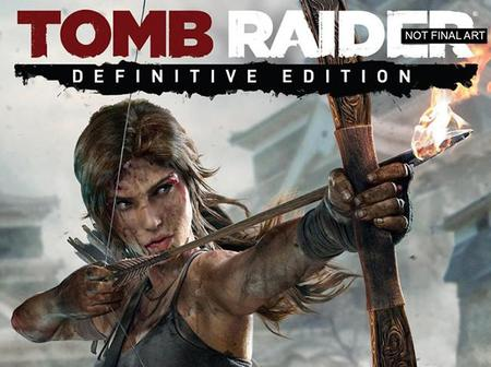 Imagen del nuevo aspecto de Lara en Tomb Raider: Definitive Edition