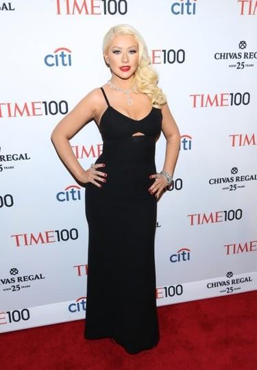 Christina Aguilera se nos pone buenorra: ¿operación bikini a la vista?