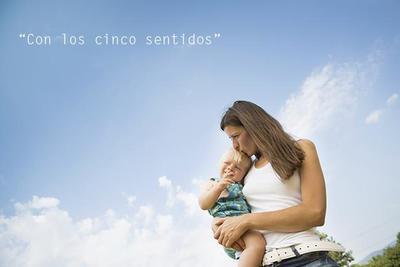 """Un poema para el Día de la Madre'14: """"Con los cinco sentidos"""""""