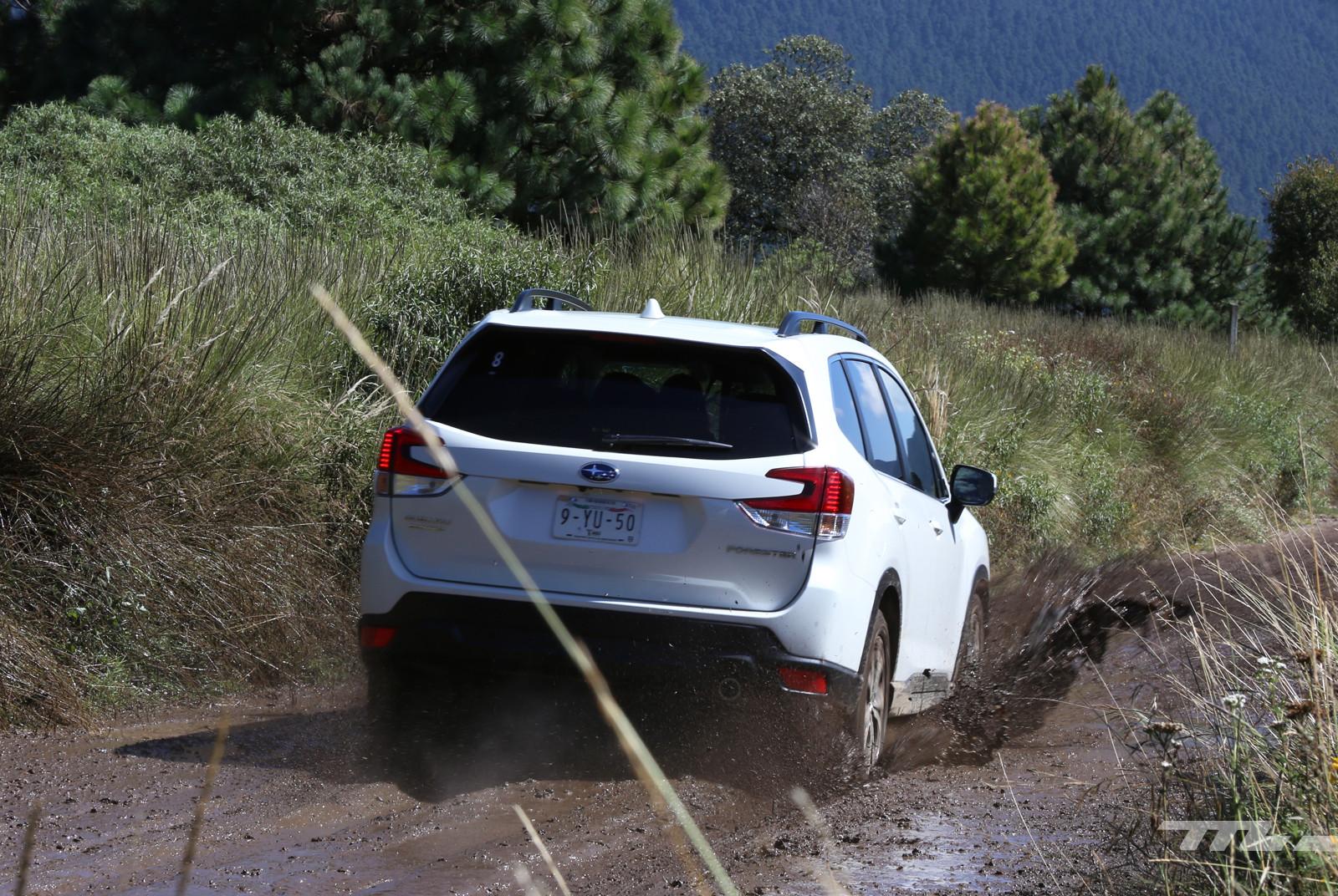 Foto de Subaru Forester 2019 (lanzamiento en México) (9/25)