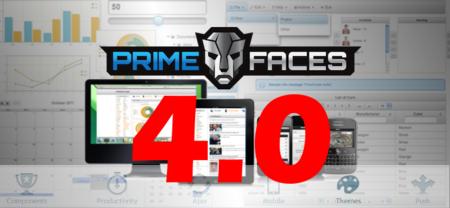 PrimeFaces 4.0: nueva versión con interesantes novedades