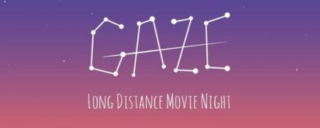 Gaze, la solución para una noche de cine a distancia