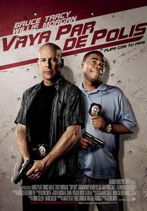 Taquilla USA: Bruce Willis no puede con Leonardo DiCaprio