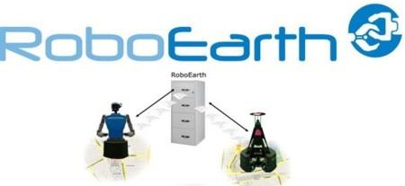 1 Roboearth Logo