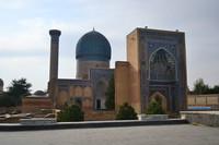 mausoleo tamerlán