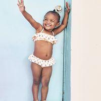 El bikini más adorable para la reina de la casa está en La Redoute por 7,19 euros