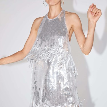 Los vestidos plateados de Zara más instagrameables para lucir en Navidad