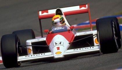 Ayrton Senna, el más rápido de la historia